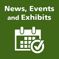 News, Events and Exhibits tile image